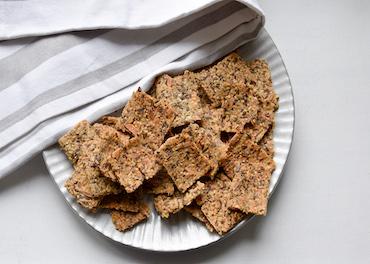 Ribelmais Rezept - Ribelknäckebrot