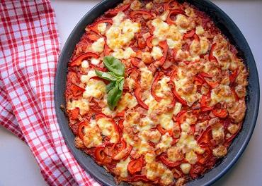 Ribelmais Rezept - Ribelpizza